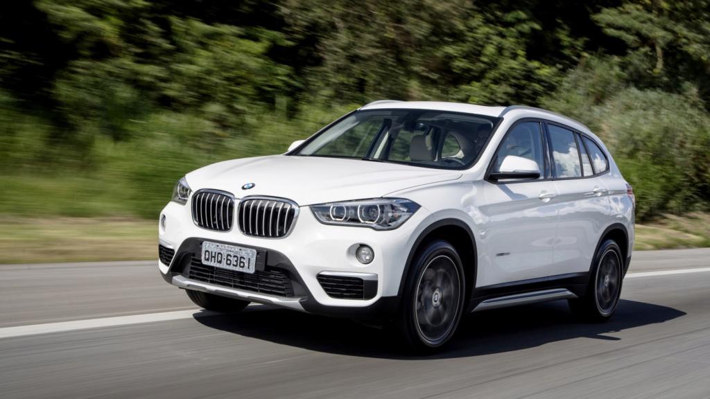 BMW X1 reservado pelo Rappi dá R$ 15 mil em créditos no aplicativo Bmw-x110