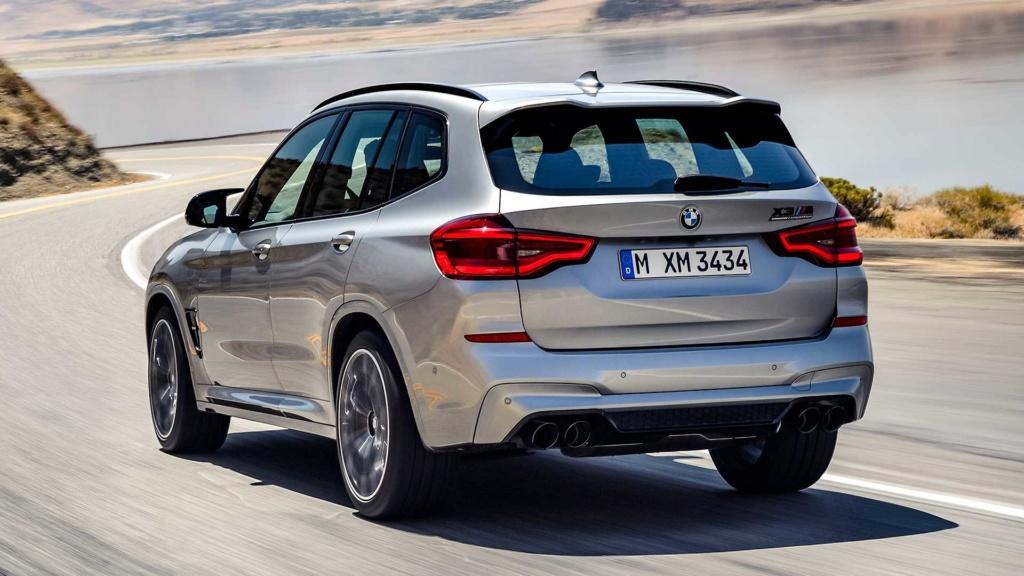 BMW X3 M Competition entra em pré-venda por R$ 573.950 Bmw-x310
