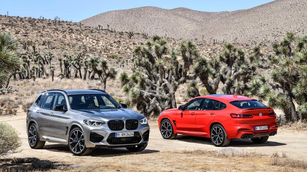 BMW X3 M Competition entra em pré-venda por R$ 573.950 Bmw-x311