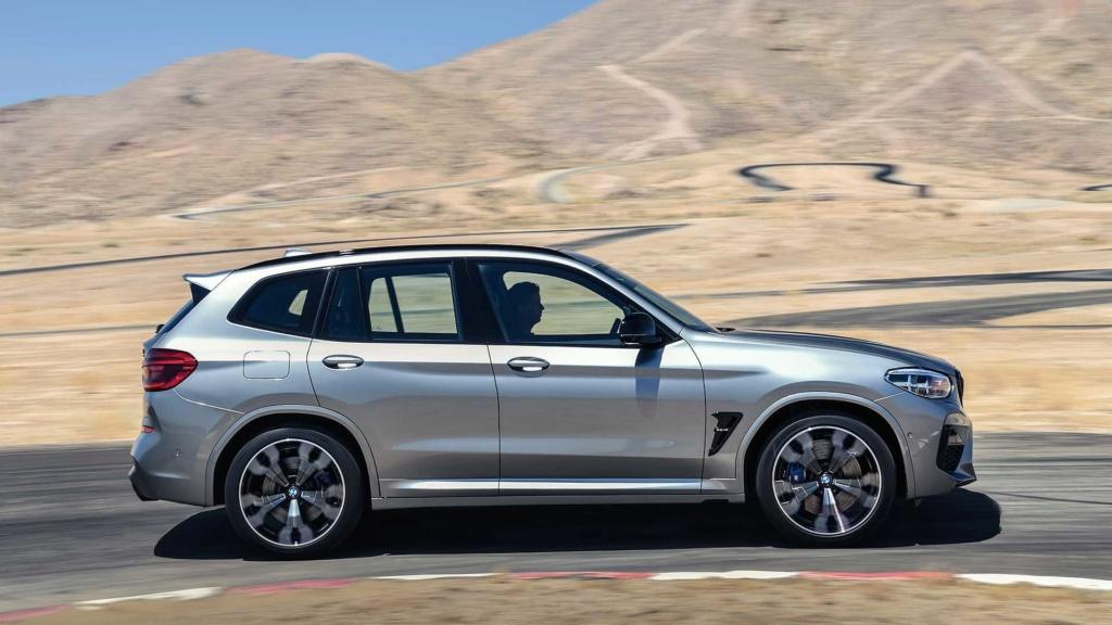 BMW X3 M Competition entra em pré-venda por R$ 573.950 Bmw-x312