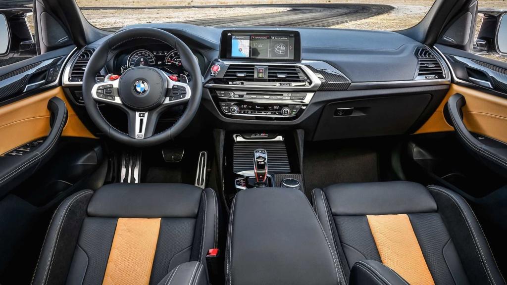 BMW X3 M Competition entra em pré-venda por R$ 573.950 Bmw-x313