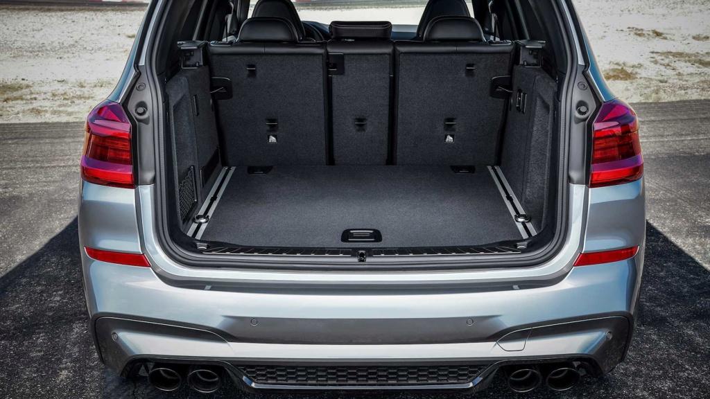 BMW X3 M Competition entra em pré-venda por R$ 573.950 Bmw-x315