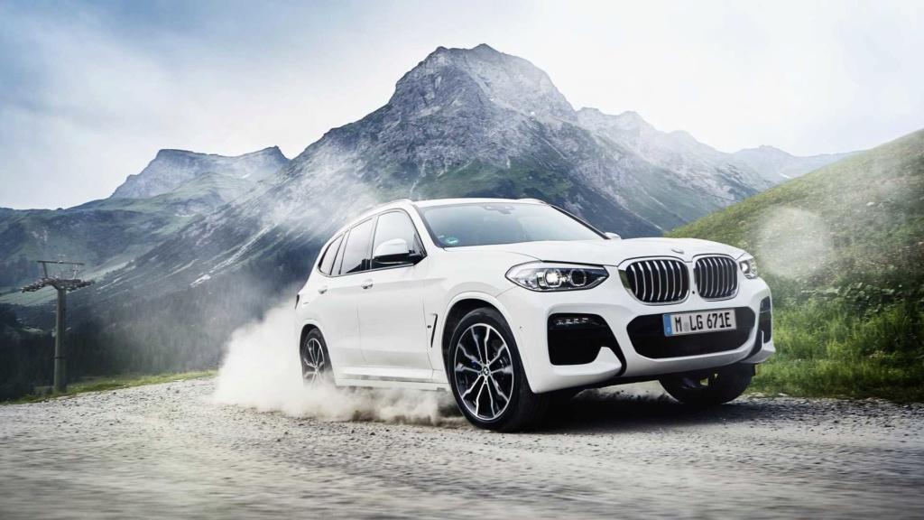 Novo BMW X3 híbrido plug-in é revelado com 292 cv Bmw-x317