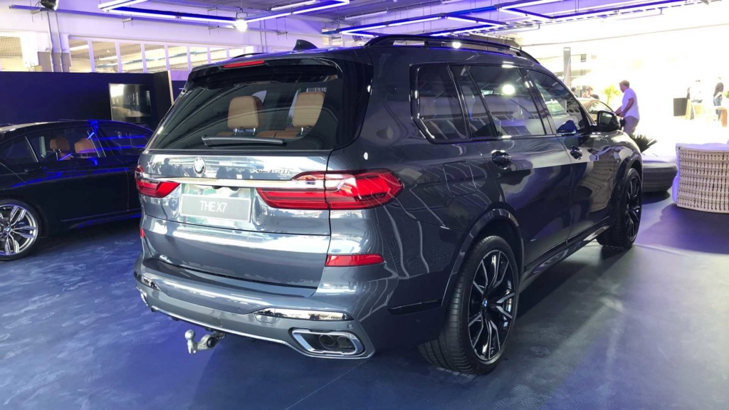 BMW X7 chega ao Brasil em versão xDrive50i M Sport por R$ 619.950 Bmw-x716