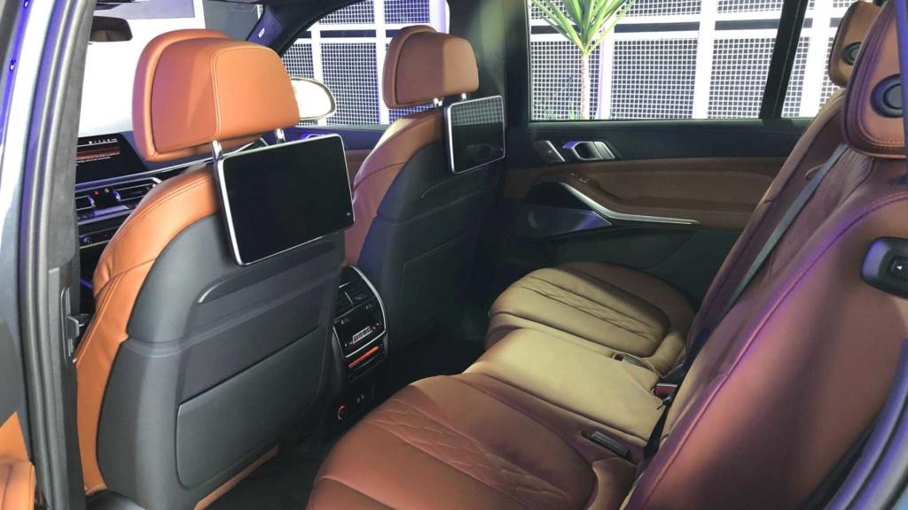 BMW X7 chega ao Brasil em versão xDrive50i M Sport por R$ 619.950 Bmw-x717