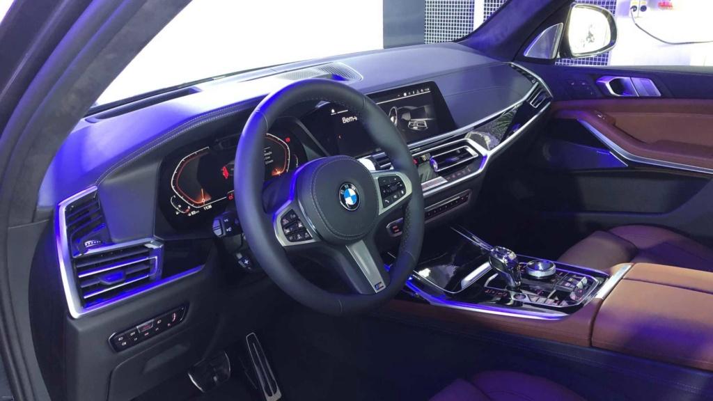 BMW X7 chega ao Brasil em versão xDrive50i M Sport por R$ 619.950 Bmw-x718