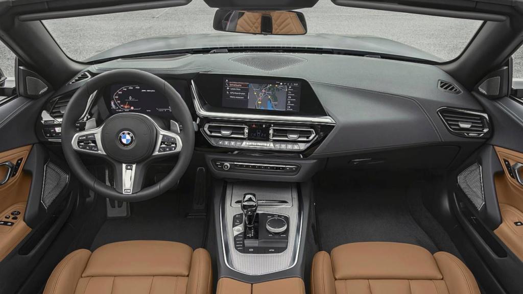 BMW Z4 M40i 2020 começa ser vendido no Brasil por R$ 384.950 Bmw-z410