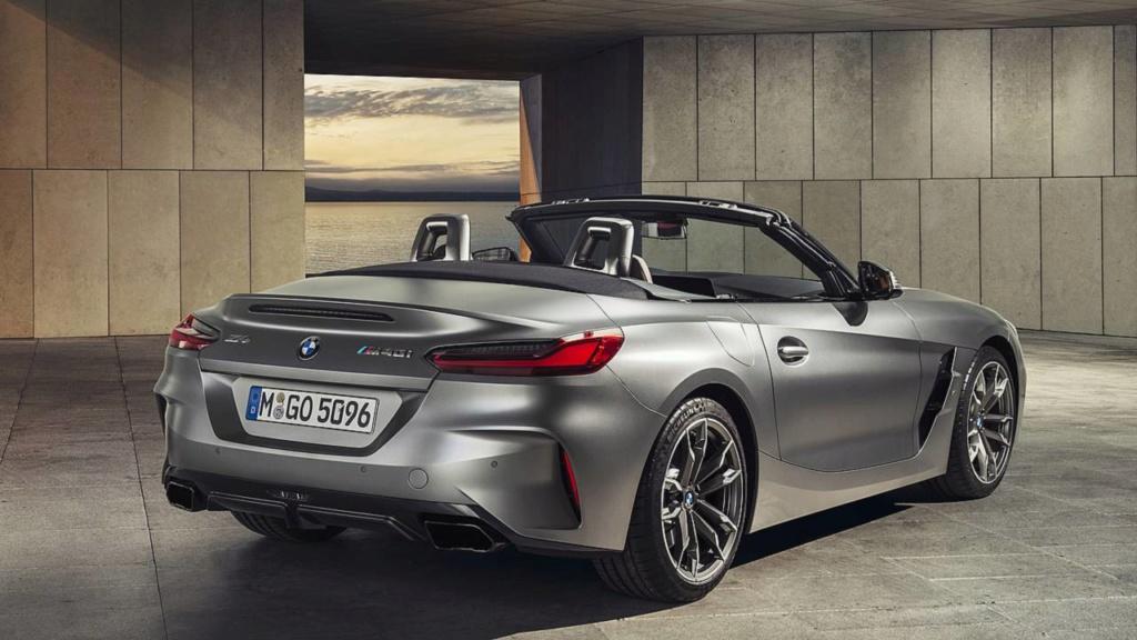 BMW Z4 M40i 2020 começa ser vendido no Brasil por R$ 384.950 Bmw-z411