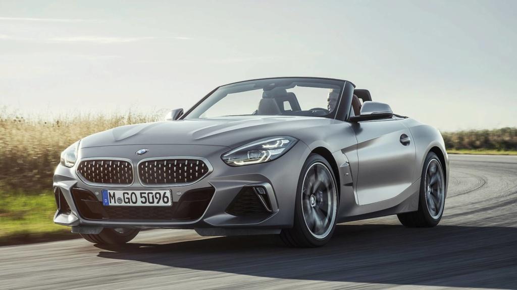 BMW Z4 M40i 2020 começa ser vendido no Brasil por R$ 384.950 Bmw-z412