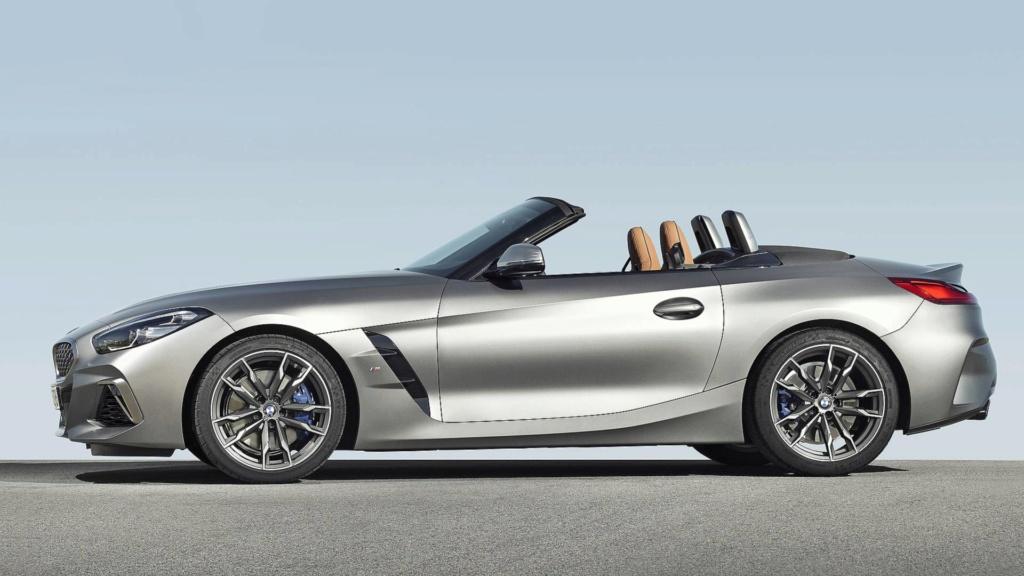 BMW Z4 M40i 2020 começa ser vendido no Brasil por R$ 384.950 Bmw-z413
