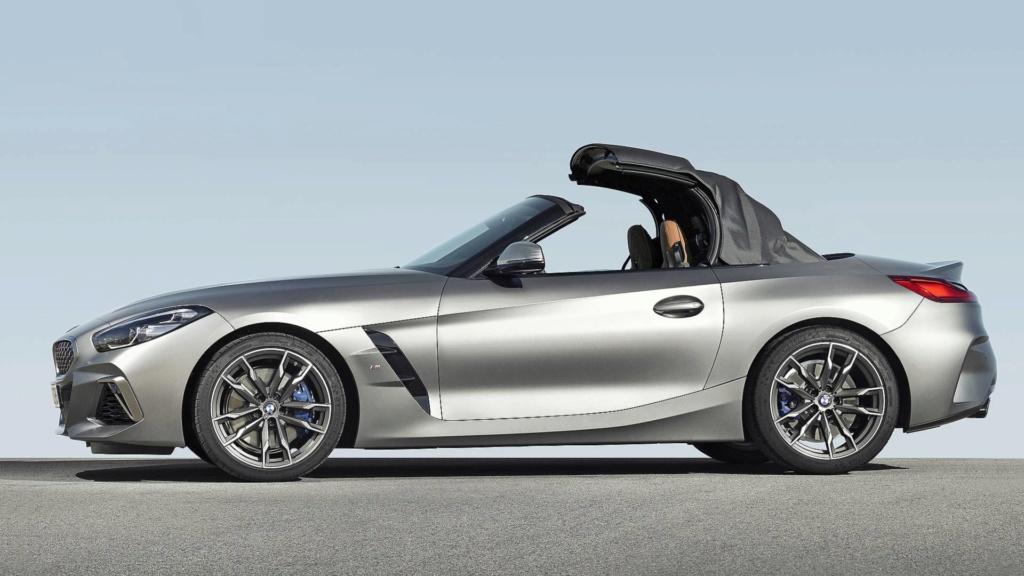 BMW Z4 M40i 2020 começa ser vendido no Brasil por R$ 384.950 Bmw-z414