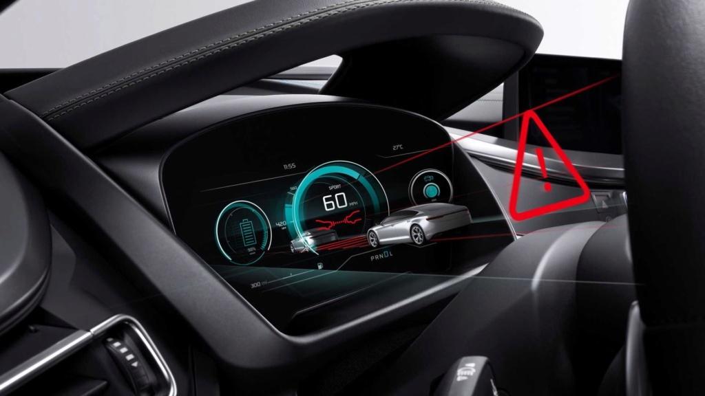Bosch apresenta primeiro painel de instrumentos 3D Bosch-12