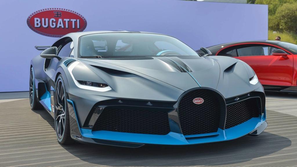 Bugatti pode apresentar modelo especial em Pebble Beach Bugatt20