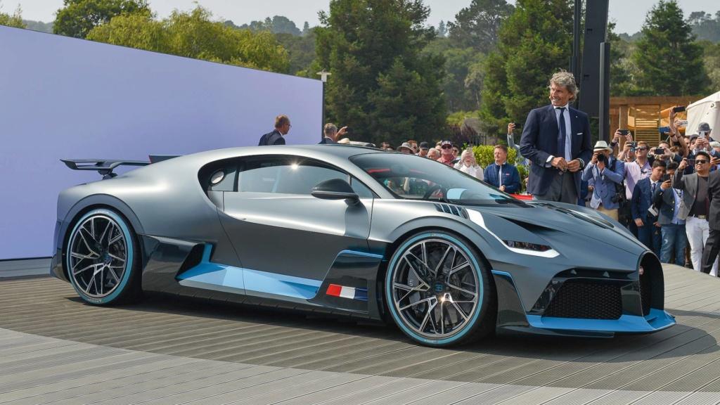 Bugatti pode apresentar modelo especial em Pebble Beach Bugatt21