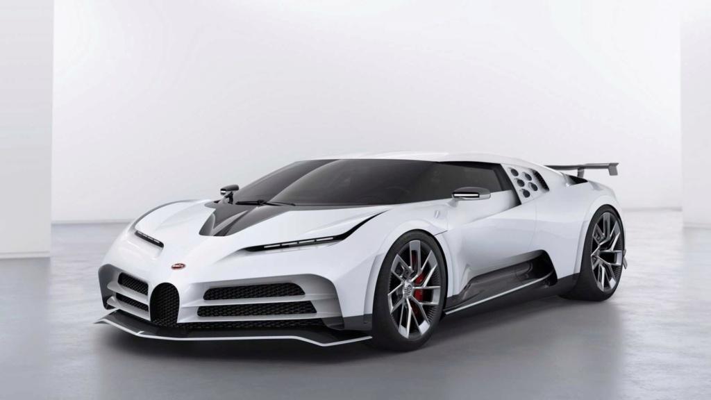 Bugatti Centodieci, o hiperesportivo de 1.600 cv e R$ 35,4 milhões! Bugatt29