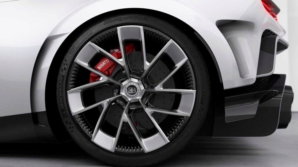 Bugatti Centodieci, o hiperesportivo de 1.600 cv e R$ 35,4 milhões! Bugatt33