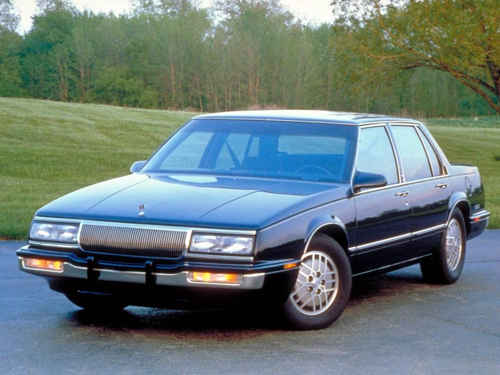 Por que os carros não são mais quadrados? Buick-12
