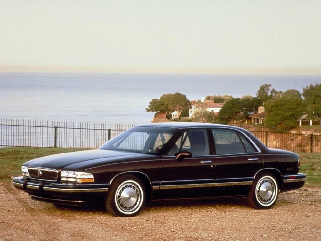 Por que os carros não são mais quadrados? Buick-14