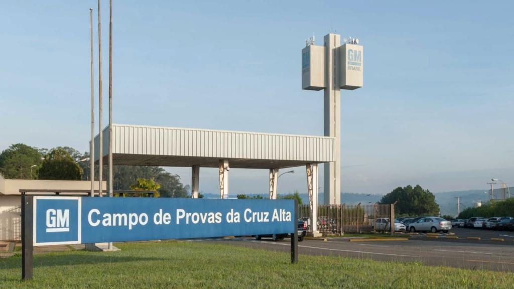 Campo de Provas da GM faz 45 anos e recebe R$ 60 milhões em investimentos Campo-11