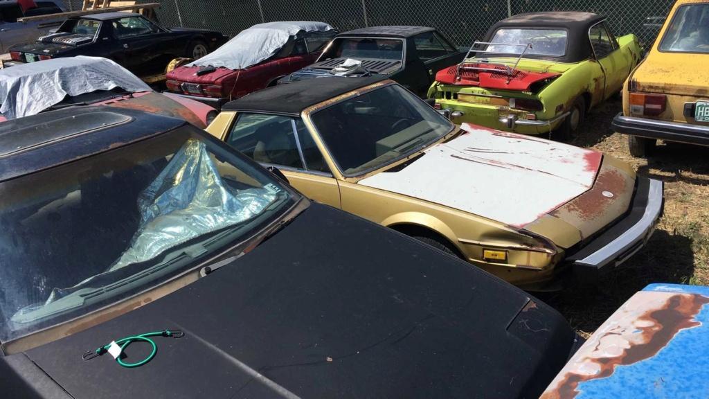"""""""Família vende todo"""" sua coleção de Fiat e oferece 75 Fiat por US$ 250 cada nos EUA  Carros12"""
