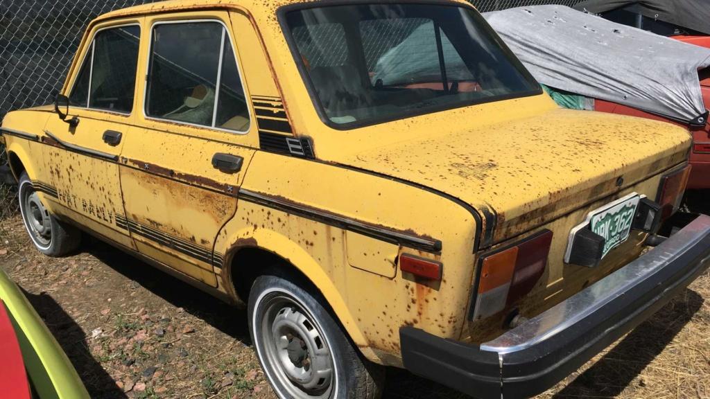 """""""Família vende todo"""" sua coleção de Fiat e oferece 75 Fiat por US$ 250 cada nos EUA  Carros13"""