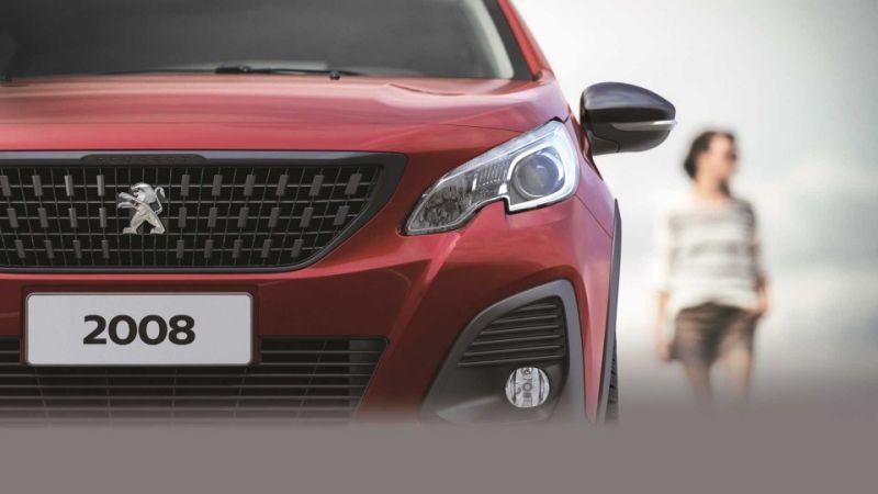 Peugeot 2008 renovado só terá câmbio automático na versão turbo em novembro Cd3dd010