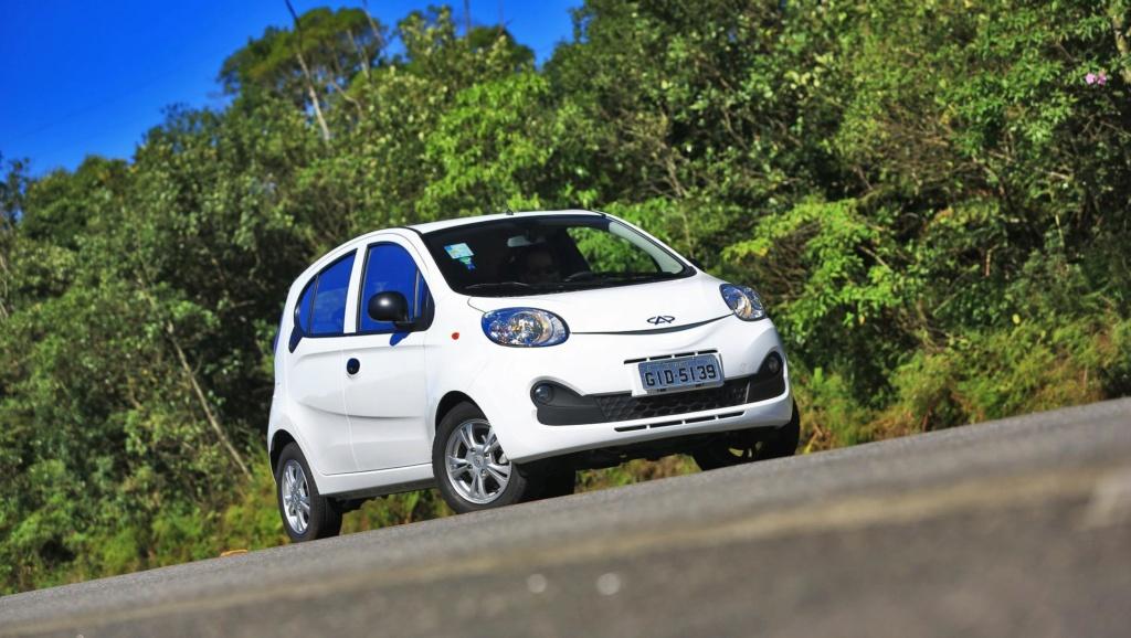 Chery QQ: fim da linha para o carro mais barato do Brasil Chery-15