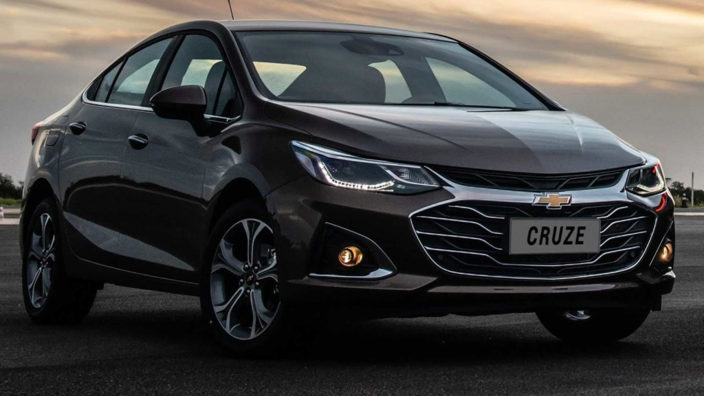 Chevrolet Cruze 2020 chega com mudança visual e internet 4G a bordo Chevr113