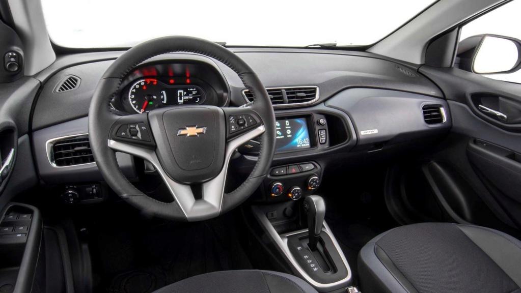 Chevrolet oferece descontos em toda linha de até R$ 21 mil Chevr121