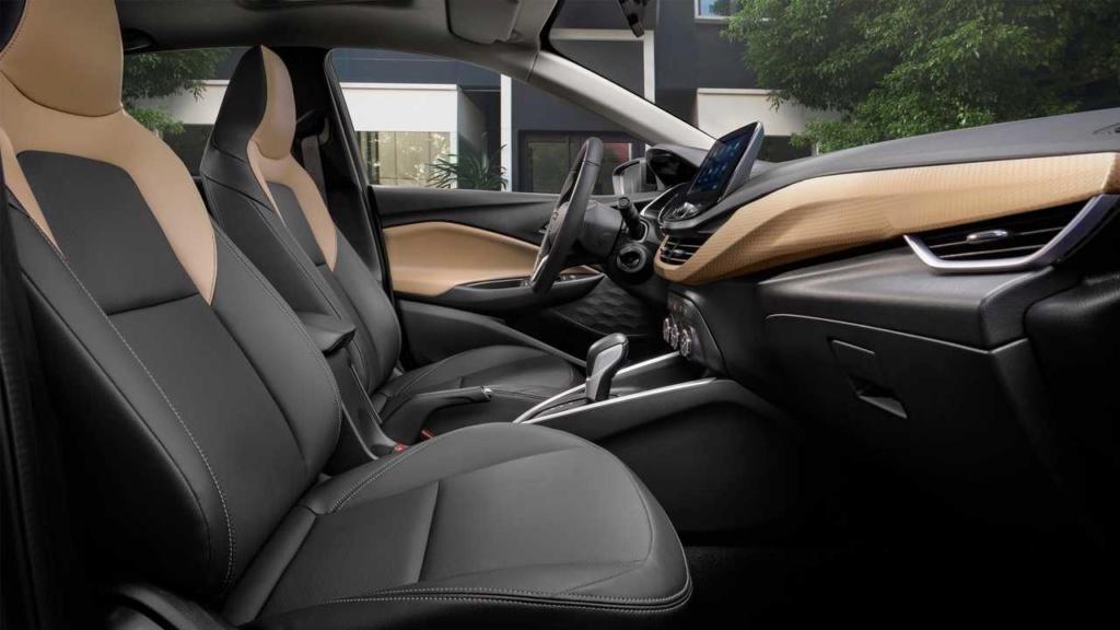 Novo Onix Sedan terá carregador de celular sem fio e partida por botão Chevr139
