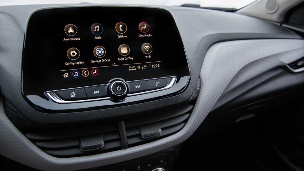 Chevrolet Onix Hatch 2020: Preços, versões e equipamentos Chevr147