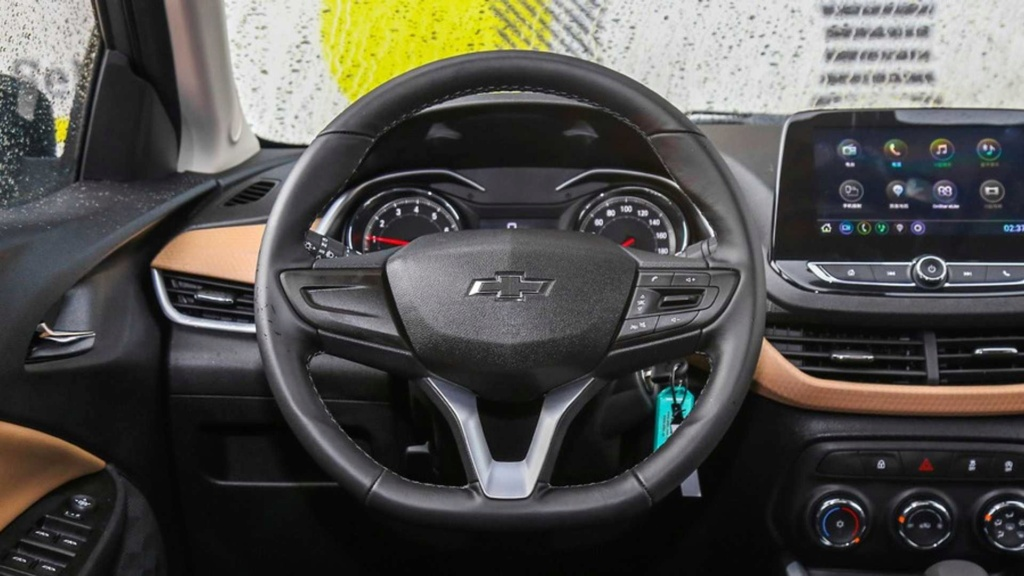 Novo Chevrolet Prisma 2020 agora mostra interior Chevro24