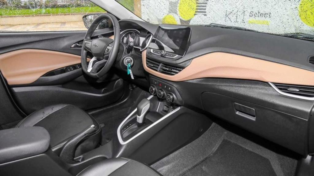 Novo Chevrolet Prisma 2020 agora mostra interior Chevro26