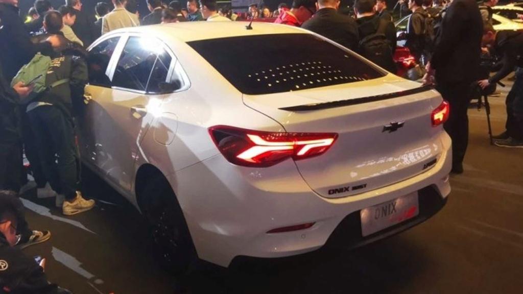 Novo Chevrolet Prisma 2020 agora mostra interior Chevro29