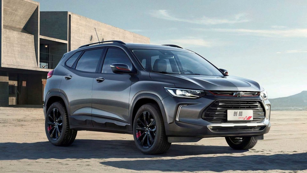 Novo Chevrolet Tracker chegará em 2020 Chevro39