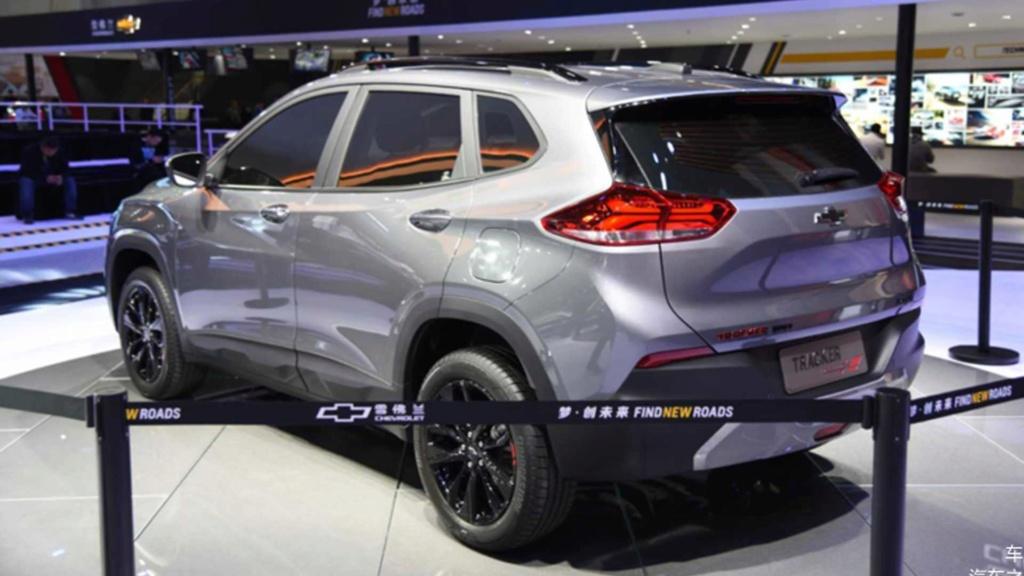 Novo Chevrolet Tracker chegará em 2020 Chevro43