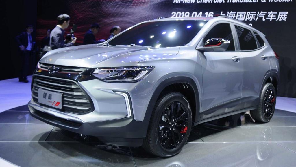 Novo Chevrolet Tracker chegará em 2020 Chevro45