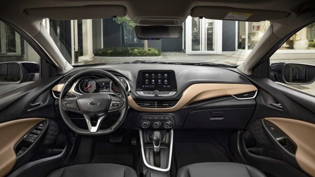 Chevrolet Onix Sedan estreia com motor 1.0 turbo de 125 cv Chevro52