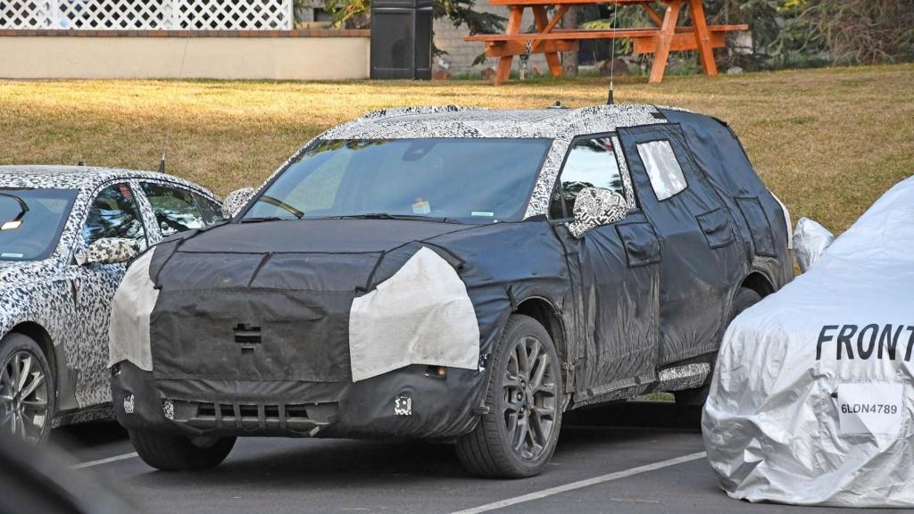 Chevrolet prepara nova Blazer de 7 lugares que pode chegar ao Brasil Chevro58