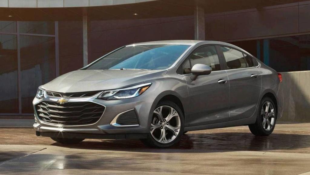 Cruze 2020 reestilizado será o primeiro carro da Chevrolet com conexão 4G Chevro63