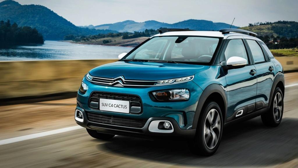 C4 Cactus não terá nova geração, diz chefão da Citroën Citroe13