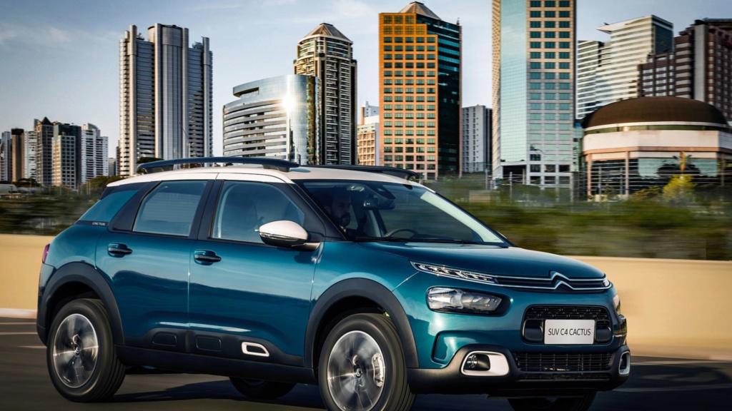 C4 Cactus não terá nova geração, diz chefão da Citroën Citroe15