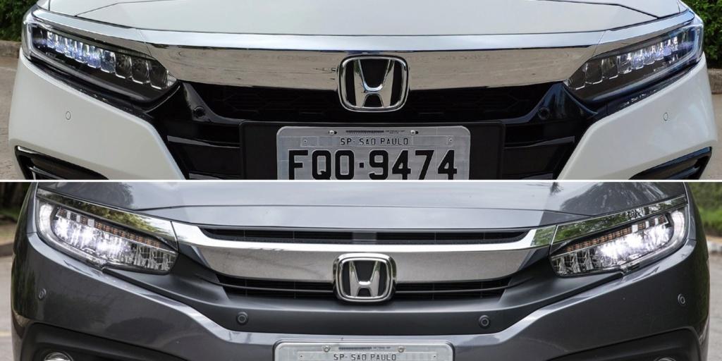 Honda Accord 2019: primeiras impressões Civica10