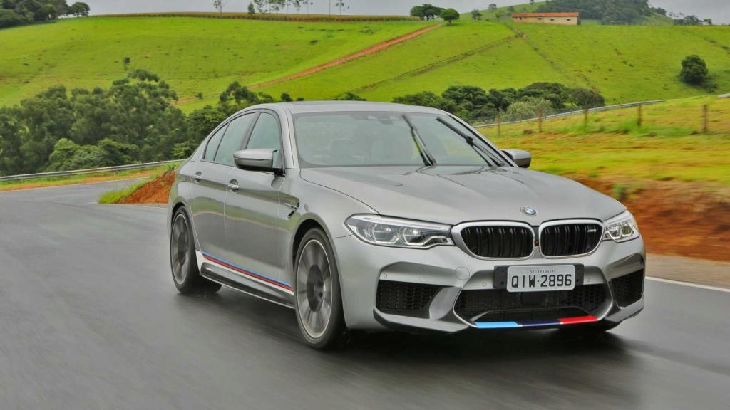 Track day: Novo BMW M5 encara Audi RS6 e Porsche Panamera na pista Compar31