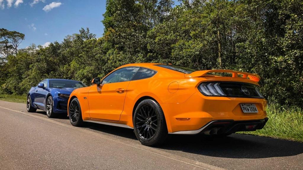 Mustang é o esportivo mais vendido do mundo pela quarta vez Compar38