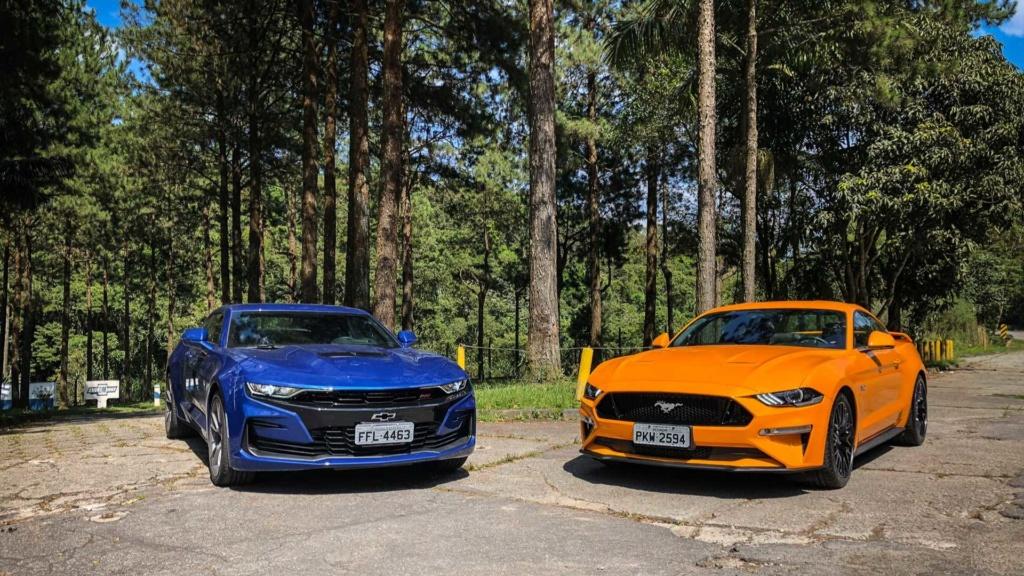 Mustang é o esportivo mais vendido do mundo pela quarta vez Compar39