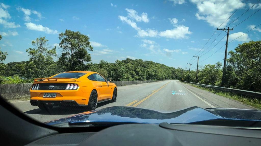 Mustang é o esportivo mais vendido do mundo pela quarta vez Compar40