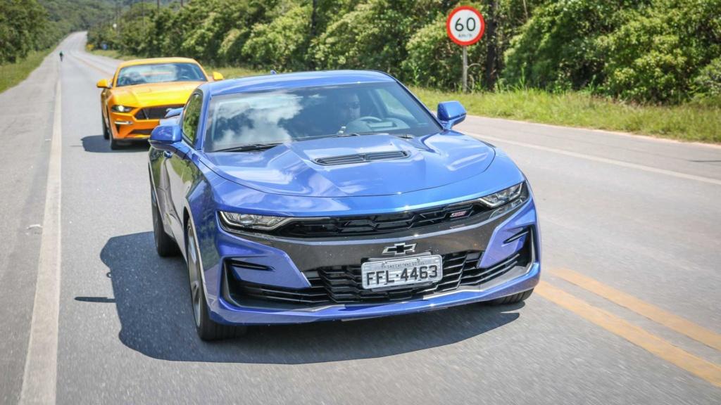 Mustang é o esportivo mais vendido do mundo pela quarta vez Compar41