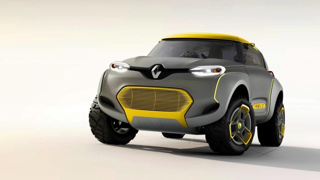 Renault prepara SUV do Kwid para ser lançado em 2020 Concei10