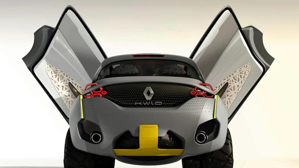 Renault prepara SUV do Kwid para ser lançado em 2020 Concei11